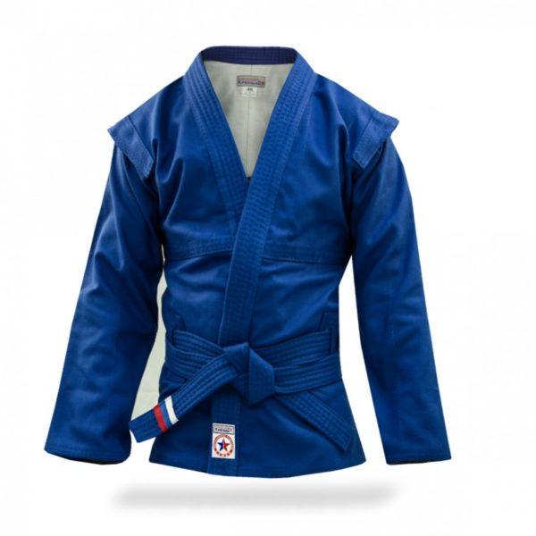 Blue sambo jacket