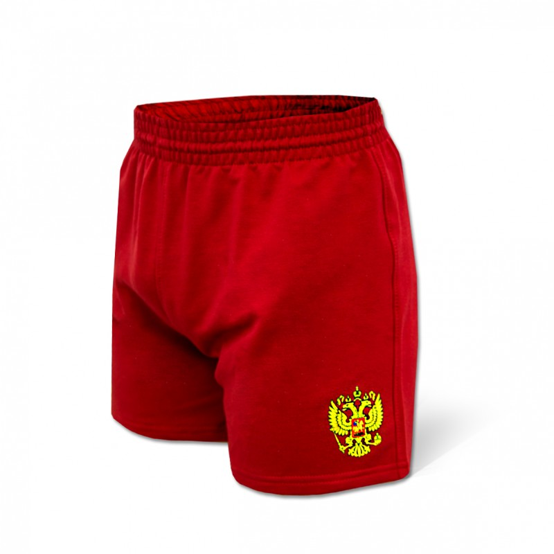 Red sambo shorts KREPISH