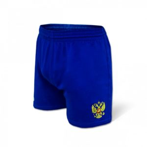 Blue sambo shorts KREPISH