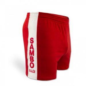 Red sambo shorts ATAKA